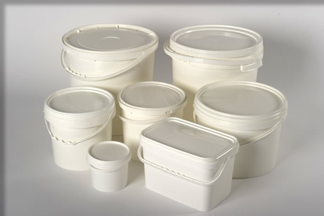 Plastic Buckets and Pails
